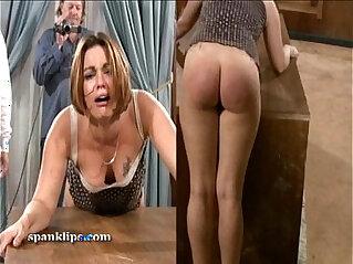 german, spanking
