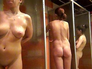 athletic, hidden cam, shower, voyeur, webcam