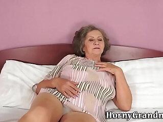 cum, cumshot, grandma, granny, old