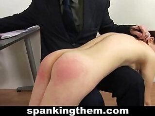 spanking, teacher