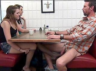 daddy, daughter, foot fetish, footjob