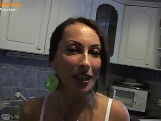 amateur, anal, blonde, homemade, MILF, mom