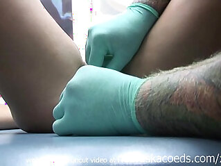 clit, cute babe, pain, piercing, pussy
