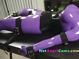 bondage, cum, extreme, webcam