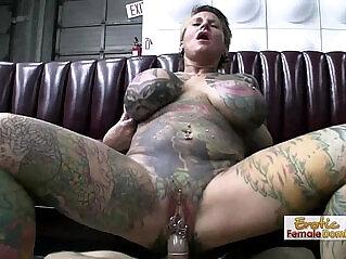 hardcore, MILF, tattooed