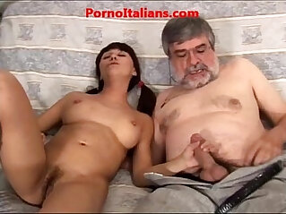 asian cock, italian, mature, young, young and old