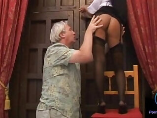 foot fetish, footjob, grandpa, sensual