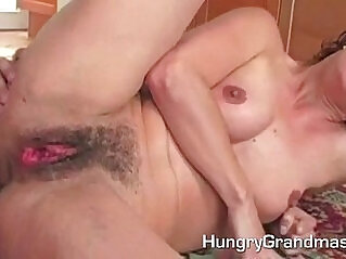 dick, grandma, hairy cunt, young, young and old