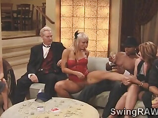 blonde, hottie, party, slut, swingers