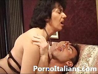 ass, italian, mature