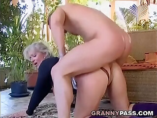 asian cock, blonde, busty, granny, hitchhiker, old, old and young, young