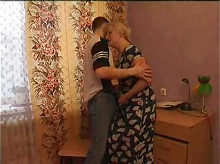 horny, mom, old, seduction, young, young and old