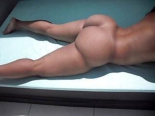 ass, fat, rubbing