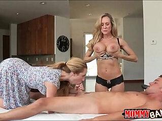asian cock, ass, dick, massage, mom, sharing wife