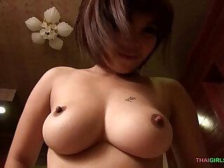 asian, boobs, creampie, perfect, thai