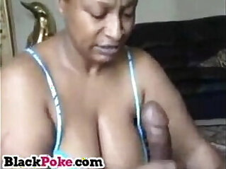 black, granny, mother