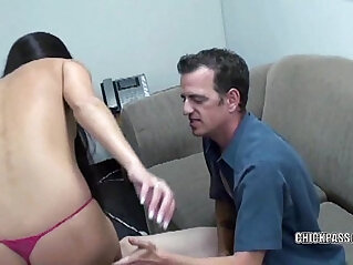 BF china, brunette, friend, housewife, pounding, pussy, tight puss, wife