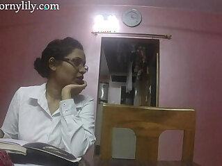 horny, india, office