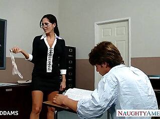 ass, asses, chinese tits, giant titties, glasses, huge asses, teacher