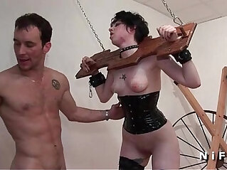 ass, bdsm, brunette, french, games, pretty, young, young and old