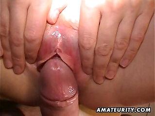 amateur, ass, facial, mature, sex toy, sucking, wife